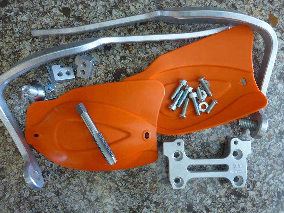 KTM/Husky Ultimate Handguards