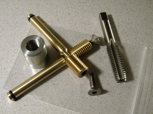 Anti_Vibe Threaded Inserts